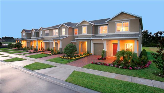 Sawgrass Townhomes New Homes Orlando Search Home