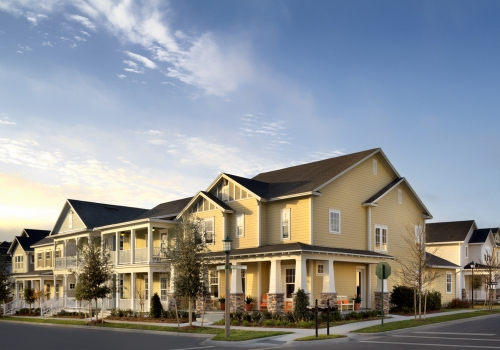 Spring Lake at Celebration – Townhomes