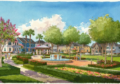 Laureate Park at Lake Nona