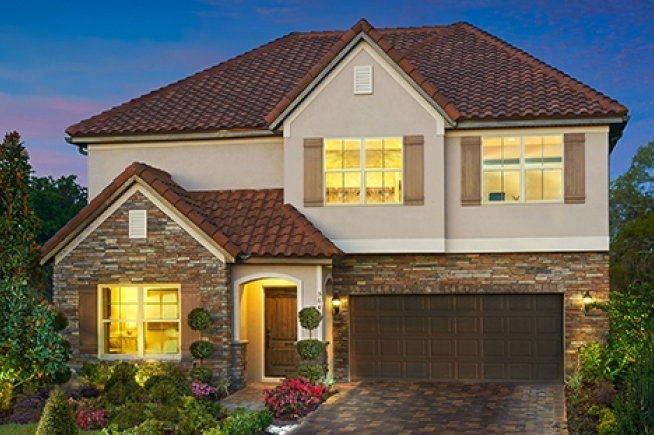 Fells Landing | New Homes Orlando | Search Home Builders and